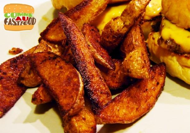 La recette des potatoes du Mc Do