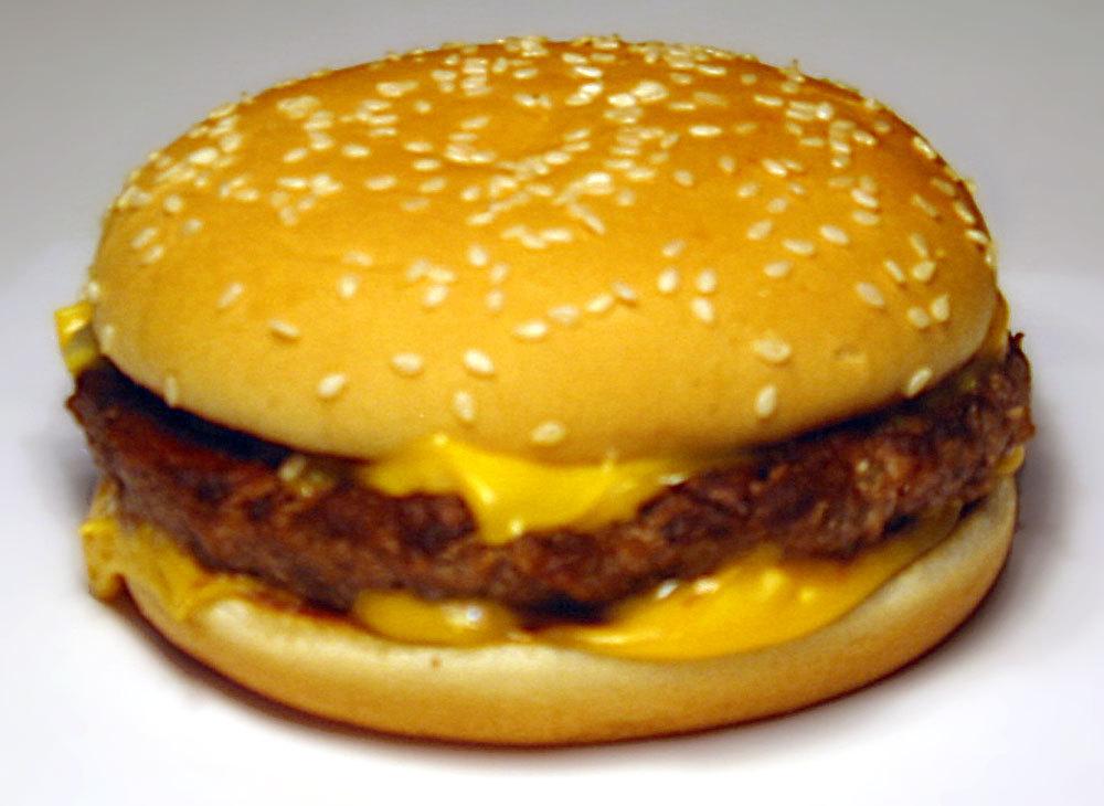 Connu Royal Cheese : la Recette comme chez Mc Donald's • Comme au fast food QH46